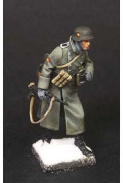 PWW 06, Sargento, División Azul, 1943
