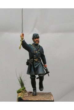 PMV 123, Union officer, American Civil War
