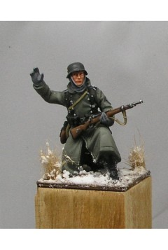 PWW 05, Corporal 250th Wehrmatch Spanish Infantry Division, 1943