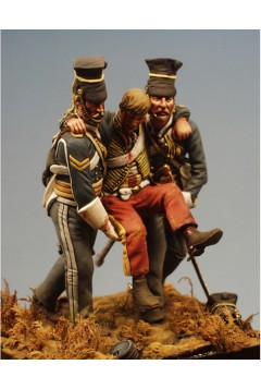 54001, Balaklava, 1854  Kit is sold unassembled & unpainted Pictures show examples of finished figures