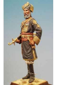 90/20, 90mm, Risaldar, 15th Bengal lancers