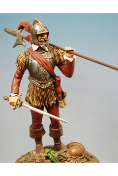 90/06, 90mm, Tercio Captain, 1533