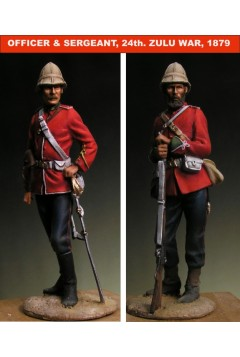 BE 02, 24th reg, Zulu War, 1879