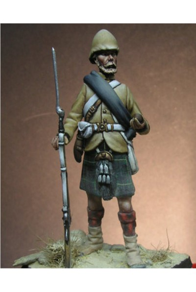 MV 083, 92nd Highlanders, Majuba,  1881