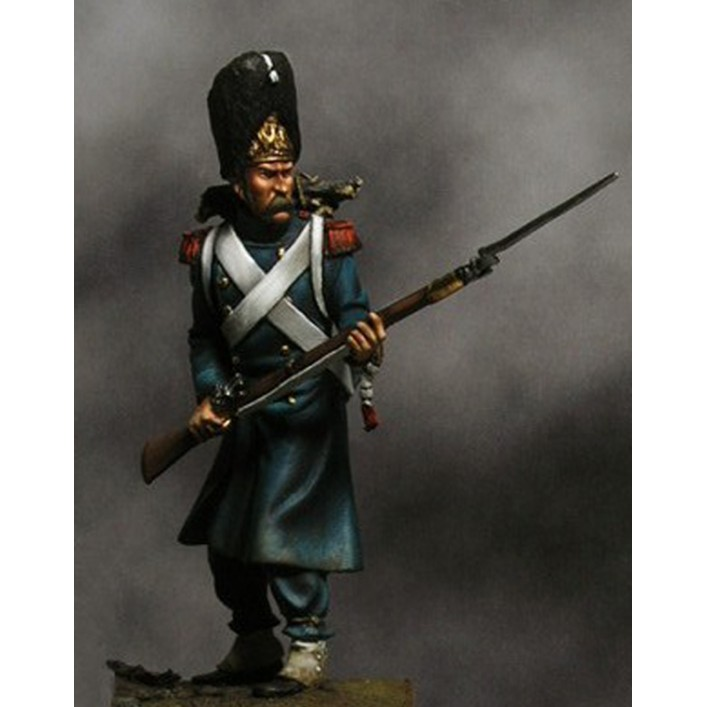Guardia Imperial Francesa, 1812 - %f