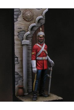MV 133 (Queen's Bays) 2nd Dragoons Guard, India