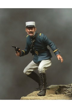 MV 145, French Foreign Legion, Officer, 1903