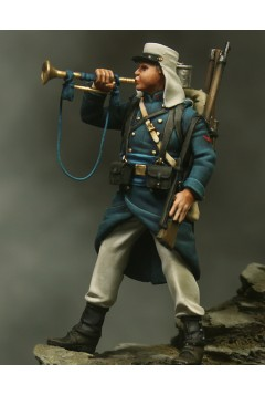 MV 147, French Foreign Legion, Bugler, 1903