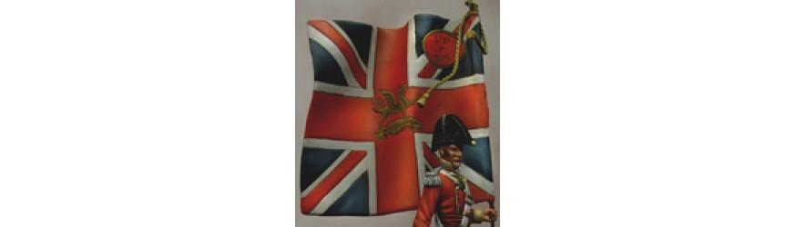 Figuras Ejército Británico