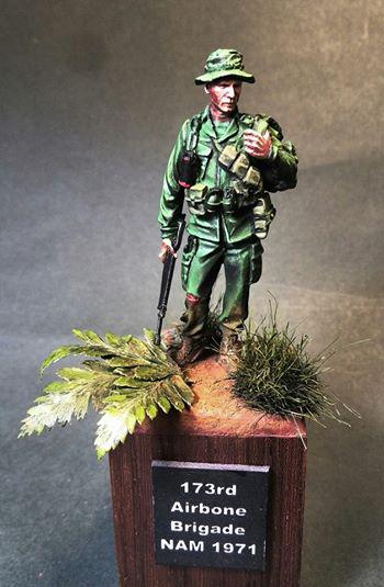 173 Airborne brigade, Vietnam